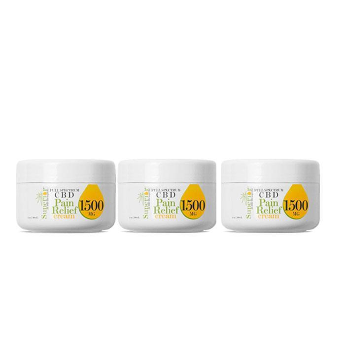 CBD Oil Pain Relief Cream