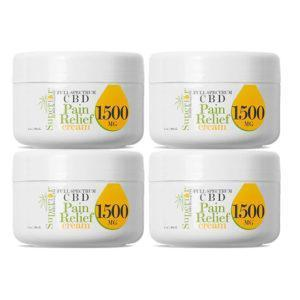 Superior Hemp Oil's CBD Pain Cream 1500mg: 4 - Jars CBD creams and balms are applied legitimately to the skin for their impact to happen. There are a few people who don't care for the hearty taste of CBD oil. Right now, must be an option for them. This is the place creams, salves, and balms come in. you can buy these CBD cream from our site superiorcbdhempoil.com. Our organization is one and a stock online store. CBD cream doesn't have any known reactions that can affect our body, and this factor is known to be its main feature. CBD cream mostly consists of natural products that advantage your health without giving any pose threat to it. As indicated by numerous investigations, it shows that accessible and helpful use of CBD is that it fixes all the side effects that ought to be treated, associated with Arthritis. We have some best CBD creams that help you to battle with Arthritis pain.